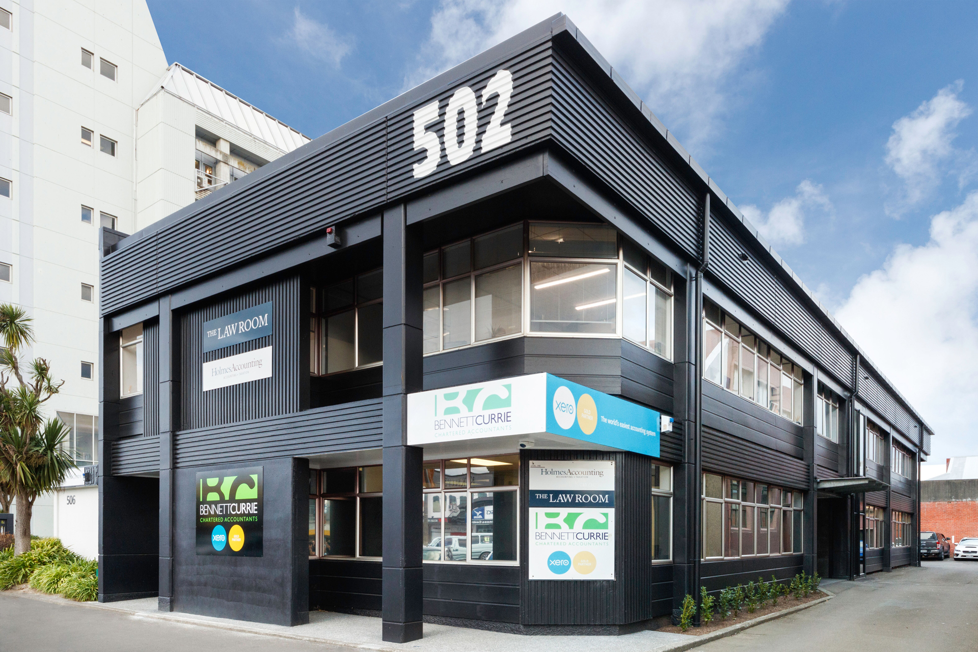 502 Main Street - BC Office